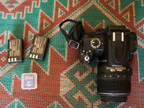 Nikon d5000 зеркальный фотоаппарат