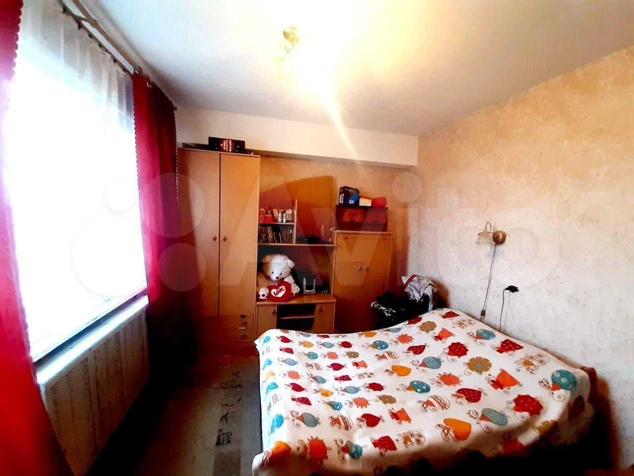 3-к квартира, 50 м², 4/5 эт.  89602101074 купить 2