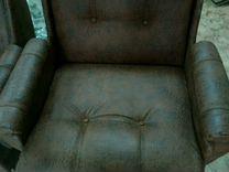 Кресла мягкие 1 и 2