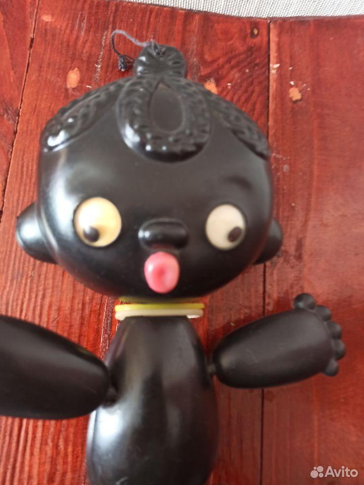 Куклы-игрушки СССР Чунга-Чанга