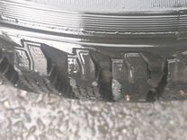 Зимние шины с дисками 205/70 r15
