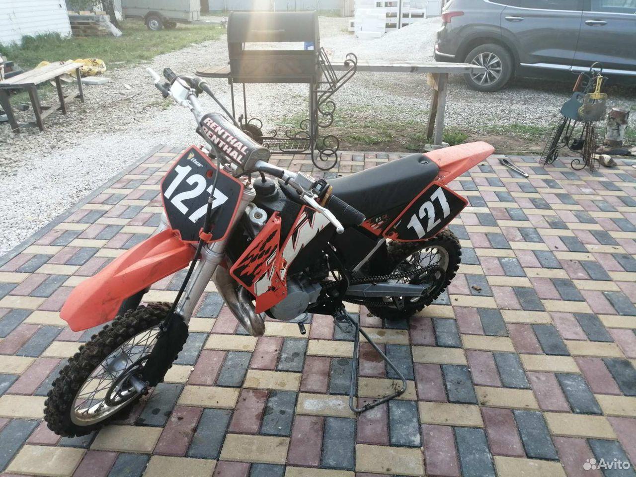 Мотоцикл KTM 65 sx  89190119599 купить 1