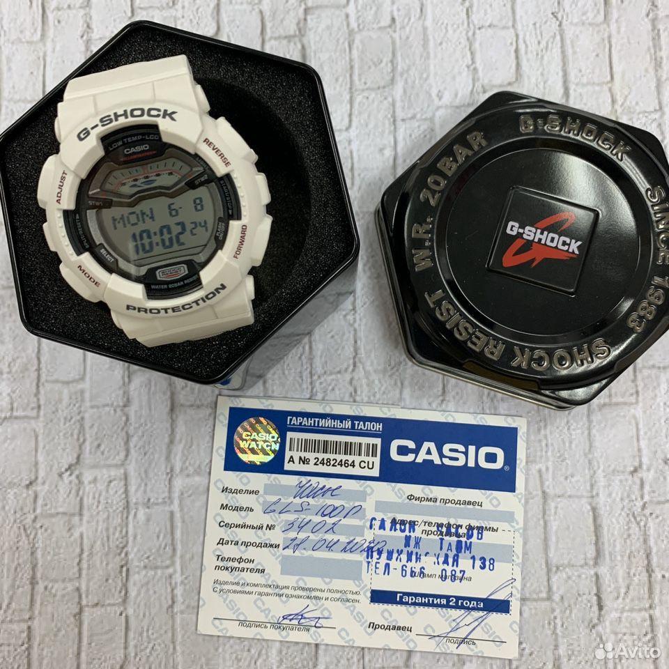 Новые часы Casio G-shock GLS-100/3402