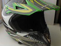 Шлем Monster