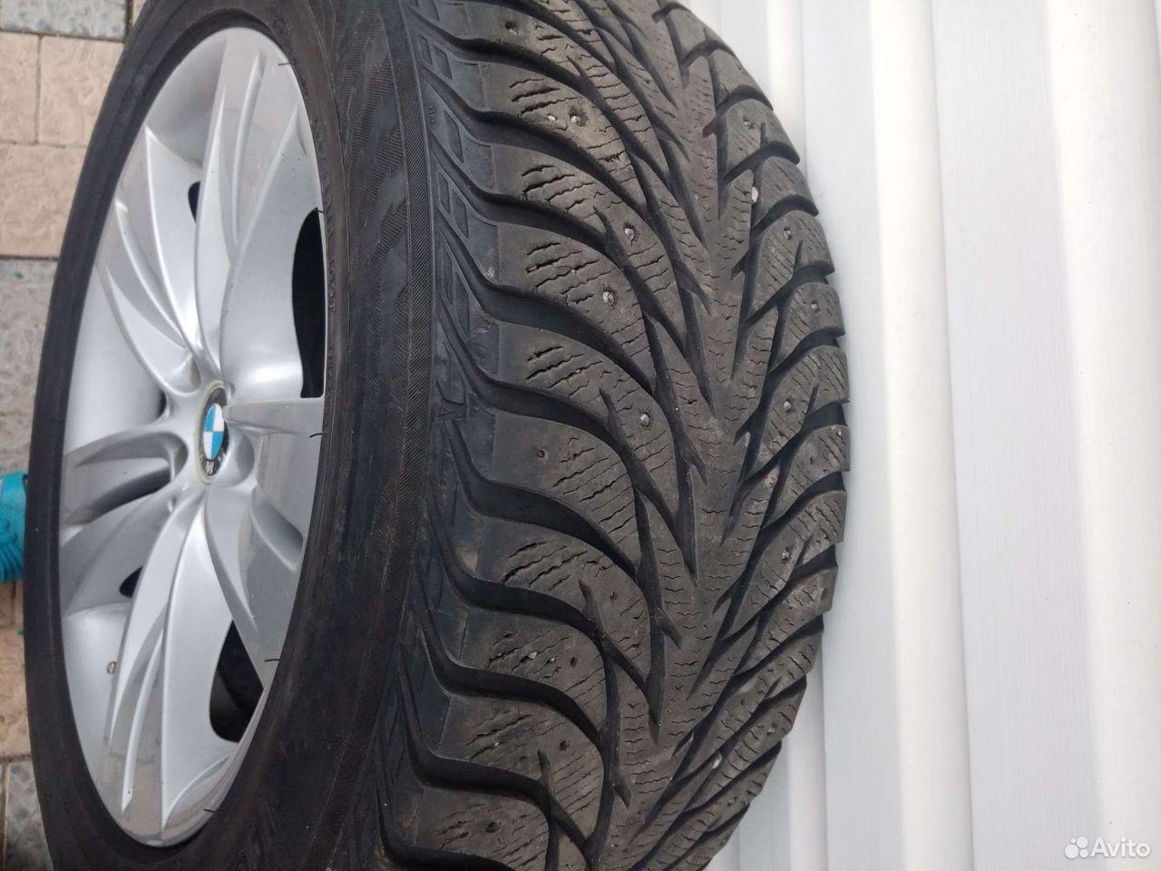 Литье и шины Бмв 18-255-55  89025666423 купить 6