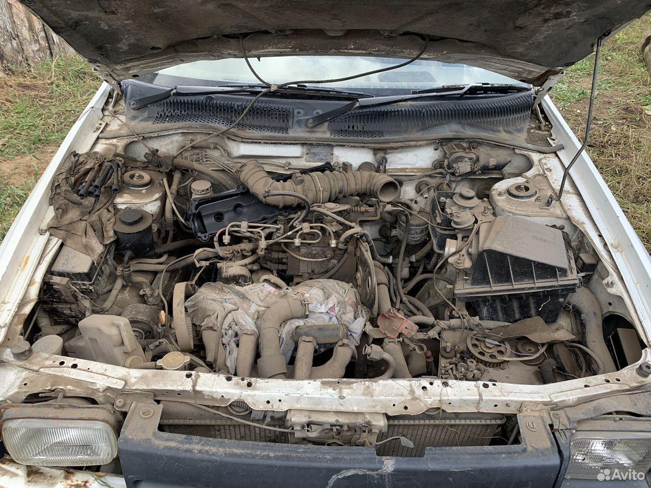 Nissan AD, 1996  89644620583 купить 6