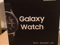 Galaxy Watch 46mm Bluetooth + LTE