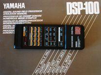 Yamaha DSP - Звуковой Процессор Ревербератор Пульт — Аудио и видео в Москве