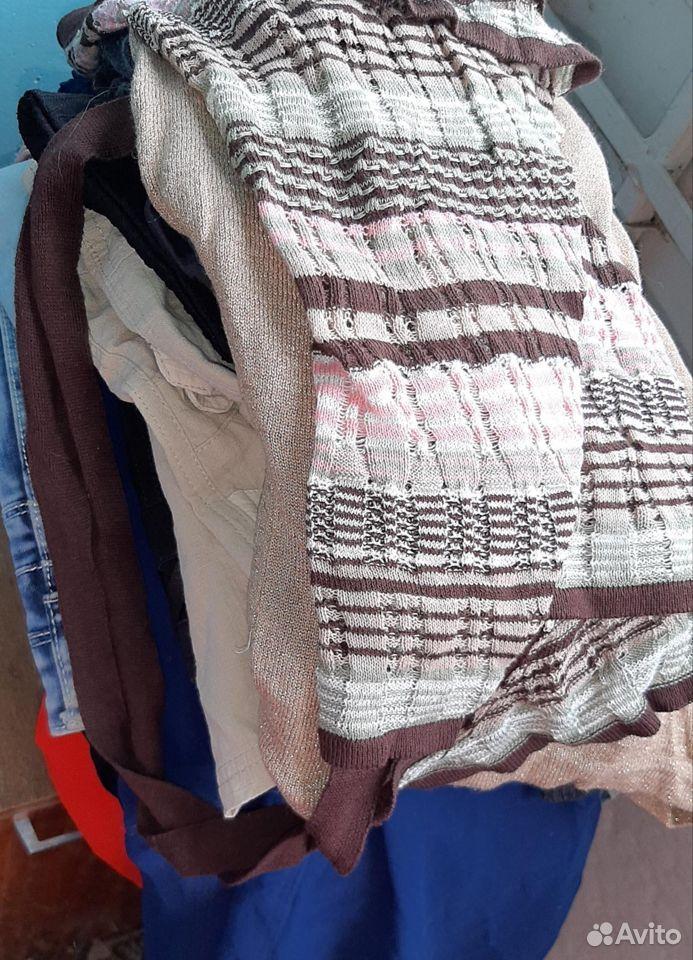 Пакет одежды 46-48 размер  89106881219 купить 2