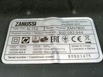 Пылесос Zanussi