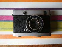 Фотоаппарат чайка-индустар 69