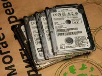Жесткие диски 2.5 дюйма для ноутбука