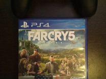 Farcry 5 PS4 — Бытовая электроника в Великовечном