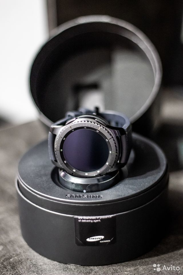Часы SAMSUNG Gear S3 Frontier  89378001620 купить 1