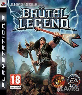 Brutal Legend - игра для Playstation 3