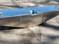 Алюминиевый бак для моторной лодки и катера