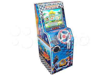 симулирующий игровые детские автоматы б.у
