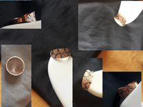 Кольцо золото 585 новое размер18,5-19