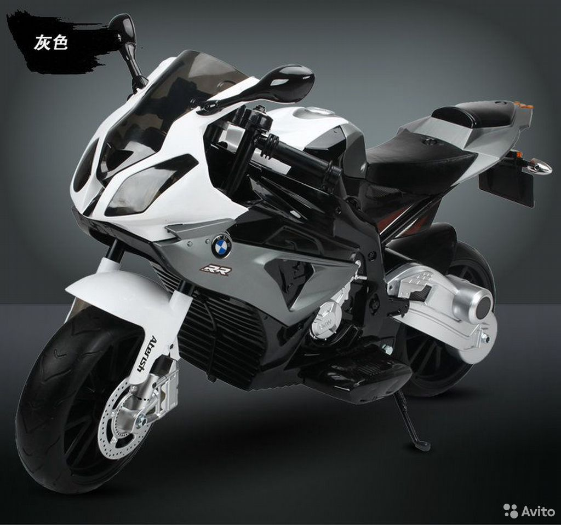 Электромотоцикл BMW JT528 (лицензионная модель)