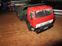 2 модели камаз-5511 1:43