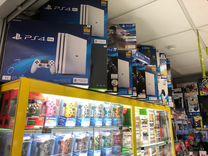 Sony PlayStation 4 (Ps 4) PRO, PS3, xbox X