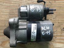 Almera G15 cтартер
