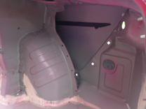 Крыло заднее правое Mitsubishi Lancer 10