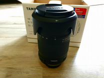 Объектив Tamron 18-400 Nikon F