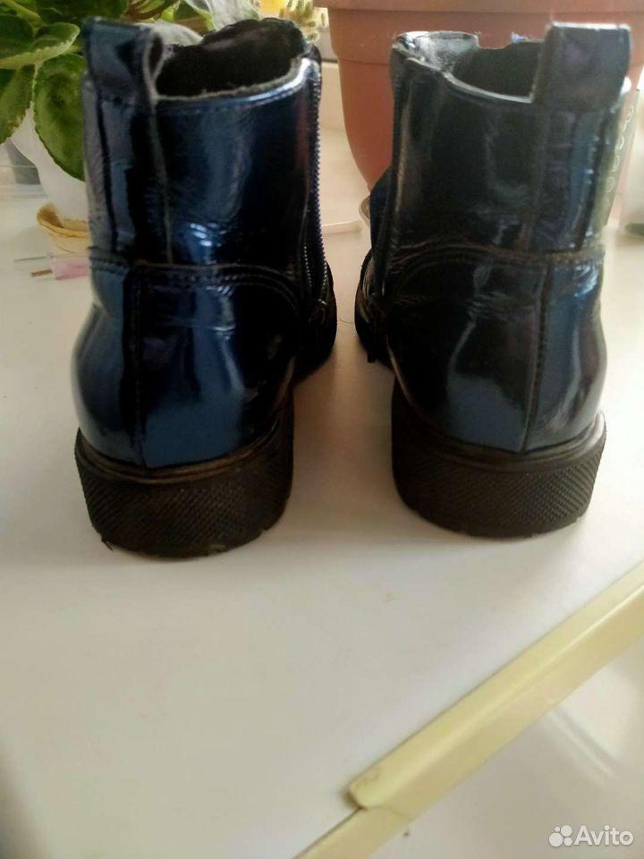 Ботинки детские, Unichel, размер 31  89371190170 купить 2