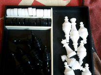 Шахматы и шашки магнитные