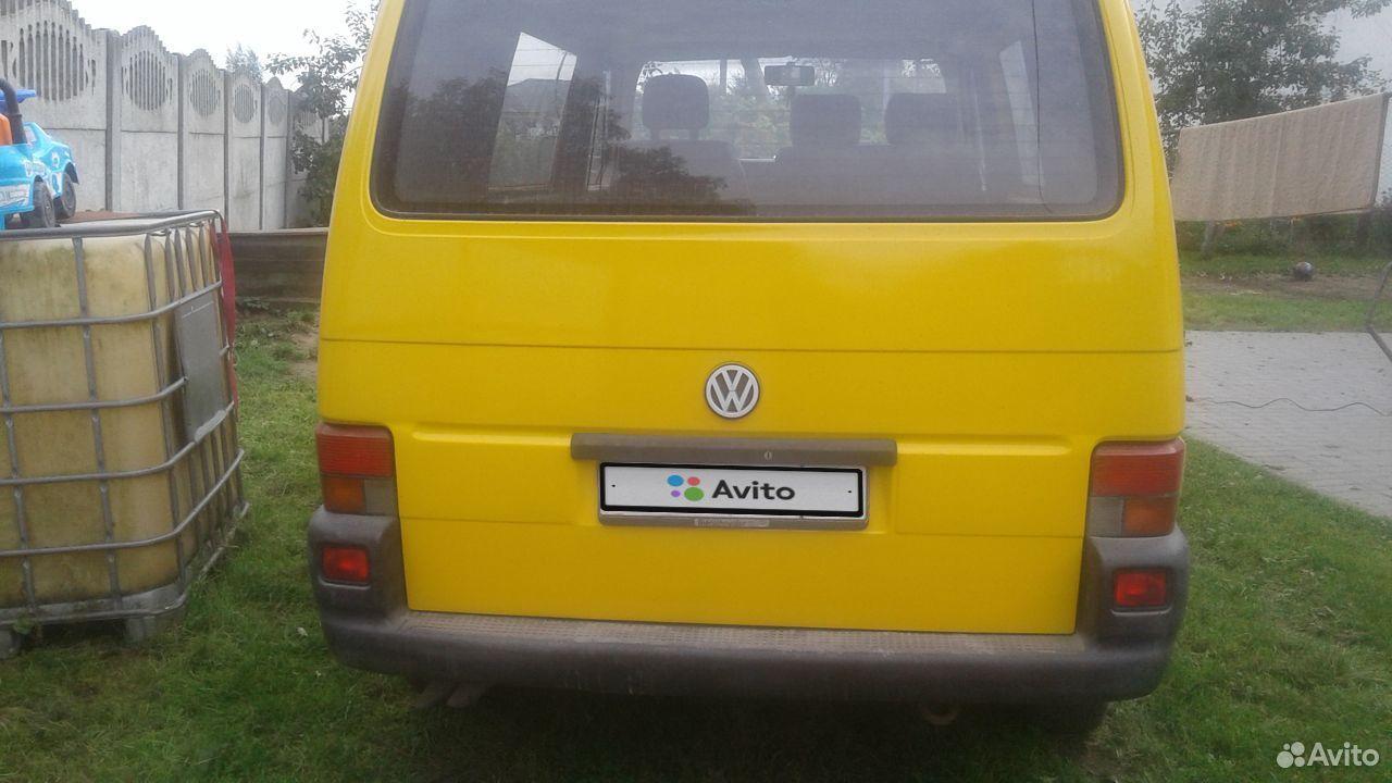 Volkswagen Transporter, 1998  89003518483 купить 8