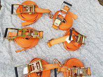 Затяжной ремень для крепления груза 5 тонн, 10 м