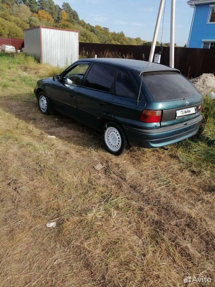 Opel Astra, 1997  89584629137 купить 5
