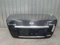 Крышка, дверь багажника Nissan Teana J32