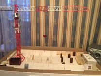 Модель крана QTZ