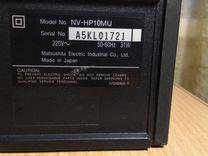 Пишущий видеоплеер Panasonic HP10