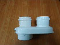 Продам адаптер дымохода для газового котла