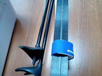 Лыжи 170 см, палки, Ботинки nordway р-р 40 новые
