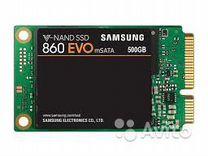 SSD SAMSUNG 860 EVO mSata 500Gb