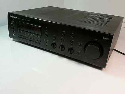 Pioneer SX-702RDS. Стерео ресивер