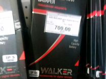 Акб walker iPhone 5. 5s