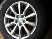 Продам комплект колес R16