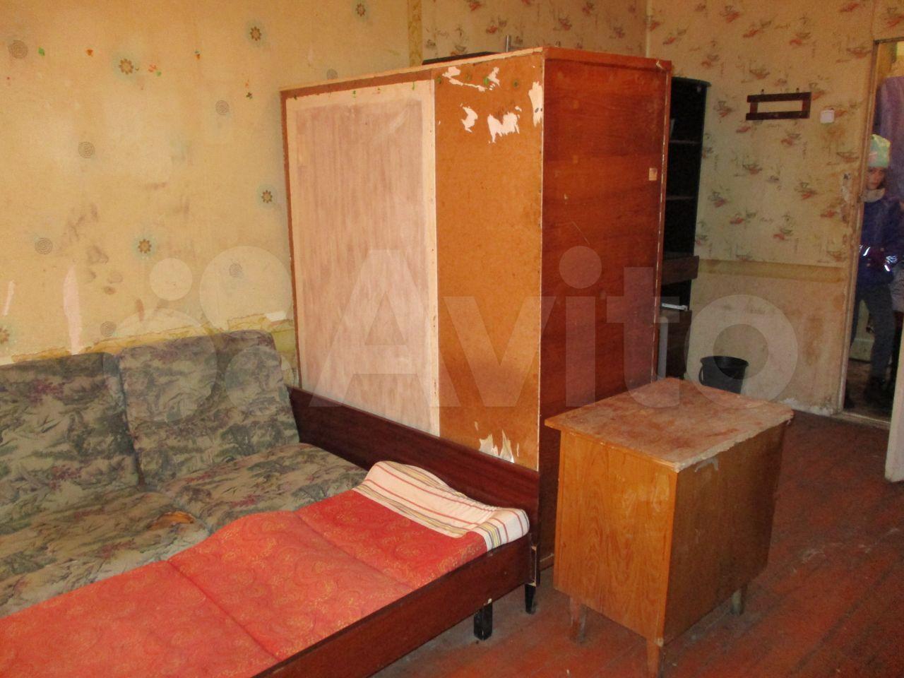Комната 19.3 м² в 2-к, 1/2 эт.