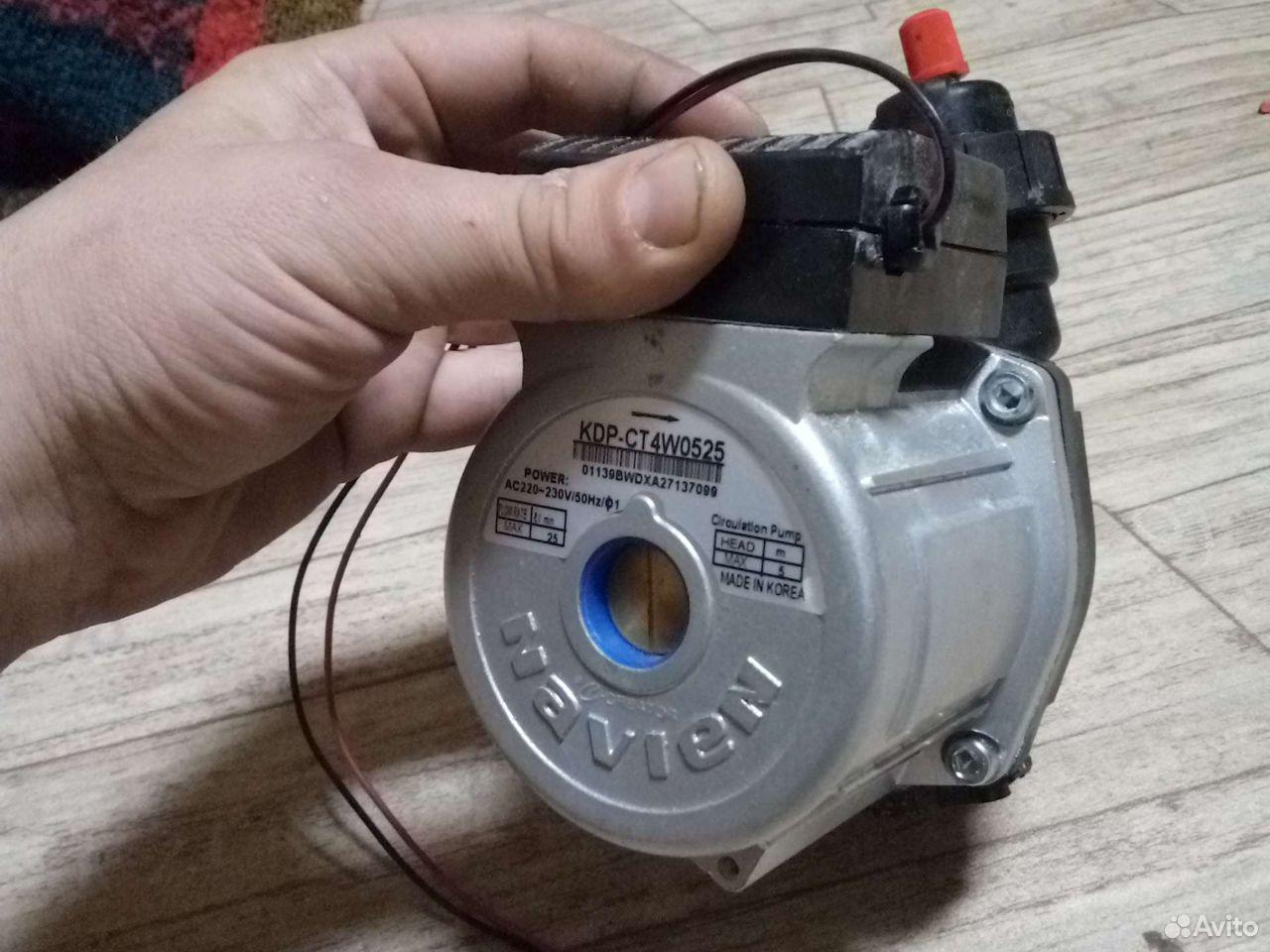 Насос для газ котла navien ace  89010459026 купить 1