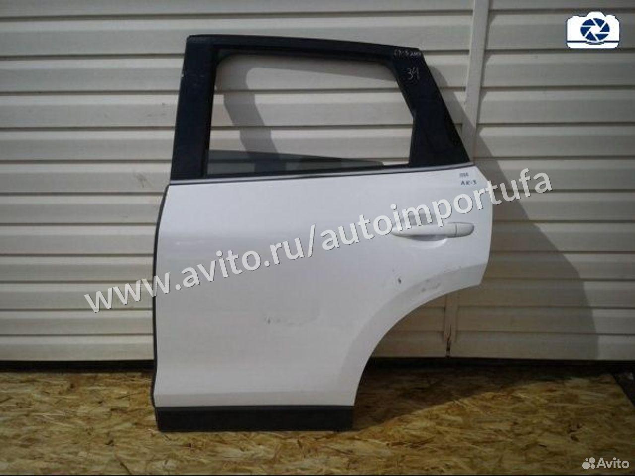 Mazda CX 5 Дверь задняя левая  89272387111 купить 1