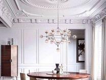 Лепнина из гипса, лепной декор, гипсовые изделия — Мебель и интерьер в Москве