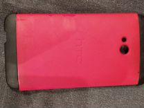 Чехол бампер для HTC ONE M7 Dual sim