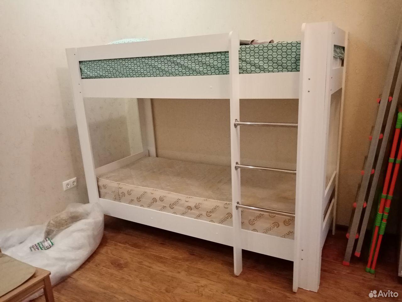 Кровать двухьярусная  89124585851 купить 3