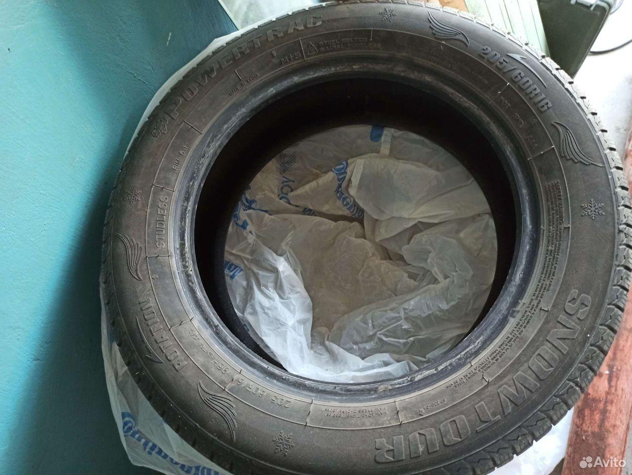 Зимние шины Powertrac Snowtour 205/60 R16 96H  89155239522 купить 1
