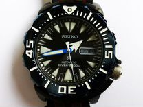 Новые часы Seiko Monster (ограниченная серия) и др
